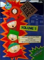 South Park, Vol. 1: Cartman Gets an Anal Probe/Volcano/Weight Gain 4000/Big Gay Al's Big Gay Boat