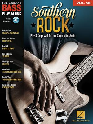 Southern Rock: Bass Play-Along Volume 58 - Hal Leonard Corp