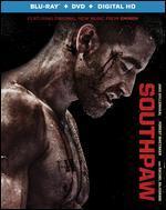 Southpaw [Includes Digital Copy] [Blu-ray/DVD]