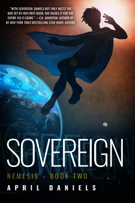 Sovereign: Nemesis - Book Two - Daniels, April