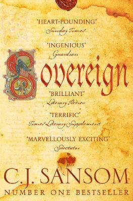 Sovereign - Sansom, C. J.