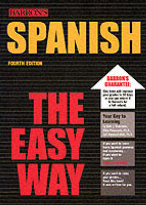 Spanish the Easy Way - Silverstein, Ruth J., and Pomerantz, Allen