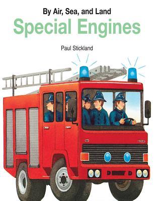 Special Engines - Stickland, Paul