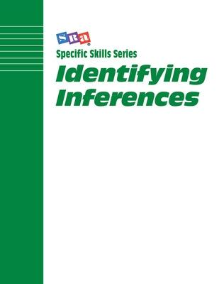 Specific Skills Series, Identifying Inferences, Book G - Boning, Richard