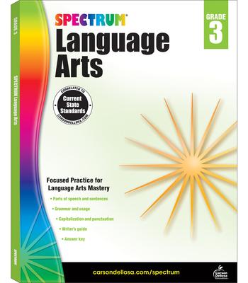 Spectrum Language Arts, Grade 3 - Spectrum (Compiled by)