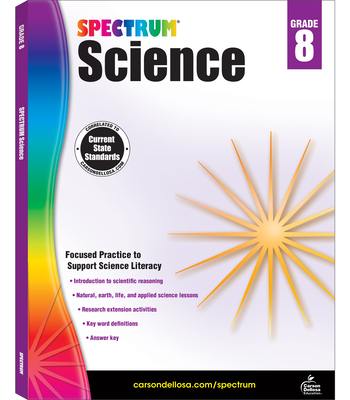 Spectrum Science, Grade 8 - Spectrum (Compiled by)