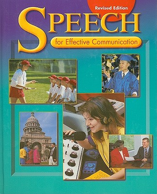 Speech for Effective Communication - Verderber, Rudolph F