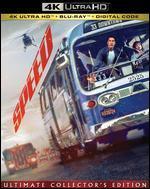 Speed [Includes Digital Copy] [4K Ultra HD Blu-ray/Blu-ray]