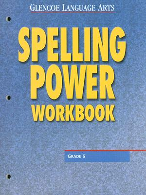 Spelling Power, Grade 6 - McGraw-Hill (Creator)