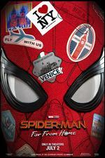 Spider-Man: Far From Home [Includes Digital Copy] [4K Ultra HD Blu-ray]