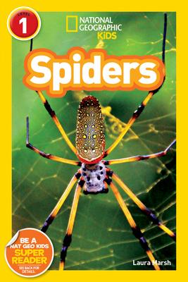 Spiders - Marsh, Laura