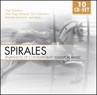 Spirales: Snapshots of Contemporary Classical Music - Adam Simonsen (clarinet); Anders Tøfting Swane Lund (tuba); Anna Nygård (french horn); Christian Christiansen (bass);...