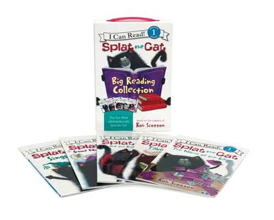 Splat the Cat: Big Reading Collection -
