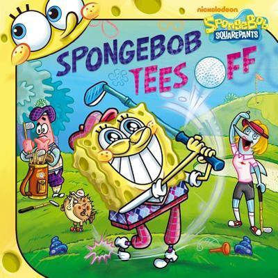 Spongebob Tees Off - Oliver, Ilanit