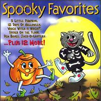 Spooky Favorites - Music for Little People Choir