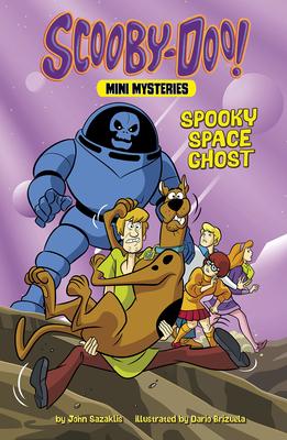 Spooky Space Ghost - Sazaklis, John