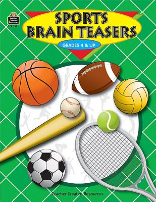 Sports Brain Teasers - Holzschuher, Cynthia