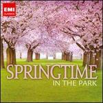 Springtime in the Park - Alois Posch (double bass); Bruno Rigutto (piano); David Fray (piano); Frank Braley (piano); Gautier Capuçon (cello);...