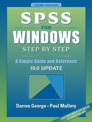 SPSS for Windows Step by Step - George