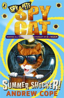 Spy Cat: Summer Shocker! - Cope, Andrew
