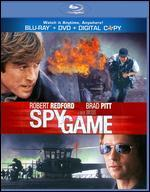 Spy Game [2 Discs] [With Tech Support for Dummies Trial] [Blu-ray/DVD]