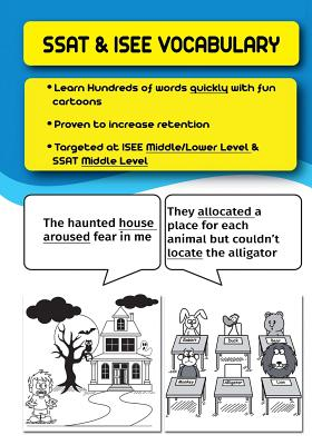 SSAT & ISEE Vocabulary - Stone, J