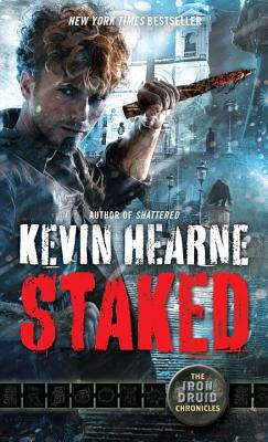 Staked - Hearne, Kevin