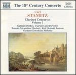 Stamitz: Clarinet Concertos, Vol. 1