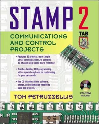 Stamp 2 Communications and Control Projects - Petruzzellis, Tom