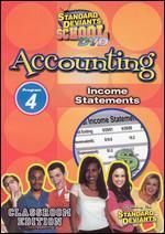Standard Deviants School: Accounting, Program 4 - Income Statements
