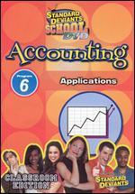Standard Deviants School: Accounting, Program 6 - Applications
