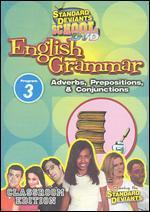 Standard Deviants School: English Grammar, Program 3