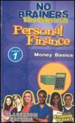 Standard Deviants School: No-Brainers on Personal Finance, Program 1 - Money Basics -
