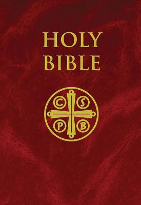 Standard Size Bible-NABRE - (Nabre)