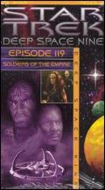 Star Trek: Deep Space Nine: Soldiers of the Empire