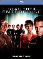 Star Trek: Enterprise - Season Three [6 Discs] [Blu-ray]