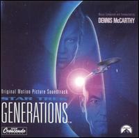Star Trek: Generations [Original Motion Picture Soundtrack] - Dennis Mccarthy
