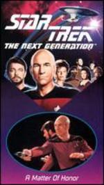 Star Trek: The Next Generation: A Matter of Honor