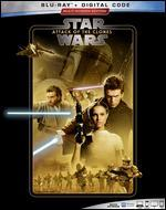 Star Wars: Attack of the Clones [Includes Digital Copy] [Blu-ray]