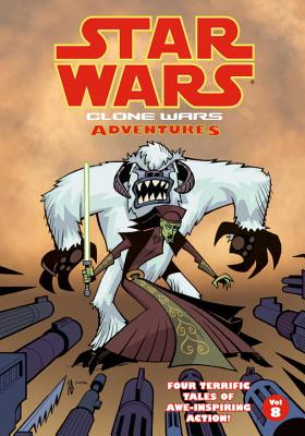 Star Wars: Clone Wars Adventures v. 8 - Fillbach Brothers (Artist)