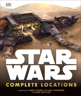 Star Wars Complete Locations - DK