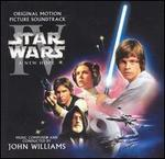 Star Wars Episode IV: A New Hope [Original Motion Picture Soundtrack]