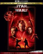 Star Wars: Revenge of the Sith [Includes Digital Copy] [4K Ultra HD Blu-ray/Blu-ray]