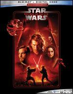 Star Wars: Revenge of the Sith [Includes Digital Copy] [Blu-ray]