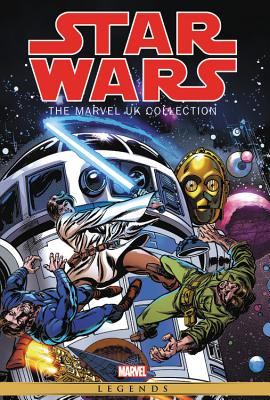 Star Wars: The Marvel UK Collection Omnibus - Goodwin, Archie (Text by), and Claremont, Chris (Text by), and Stokes, John (Text by)