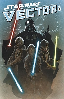 Star Wars: Vector, Volume 1 - Miller, John Jackson, and Harrison, Mick, and Hepburn, Scott (Illustrator)
