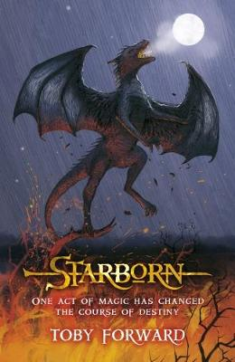 Starborn - Forward, Toby, and Kay, Jim (Cover design by)