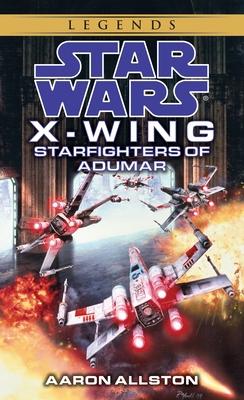Starfighters of Adumar - Allston, Aaron