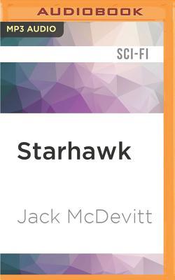 Starhawk - McDevitt, Jack, and Gilbert, Tavia (Read by)