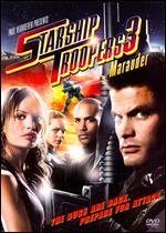 Starship Troopers 3: Marauder - Ed Neumeier